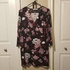 Revolution by Ricki's Floral tunic